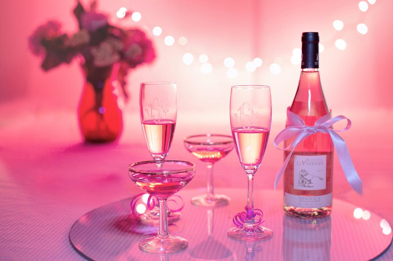 Las mejores bebidas para enamorar